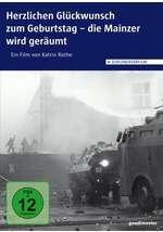 """Cover der DVD """"Herzlichen Glückwunsch - die Mainzer wird geräumt"""""""