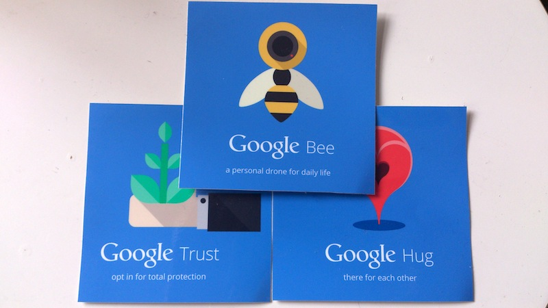 Google Nest Sticker