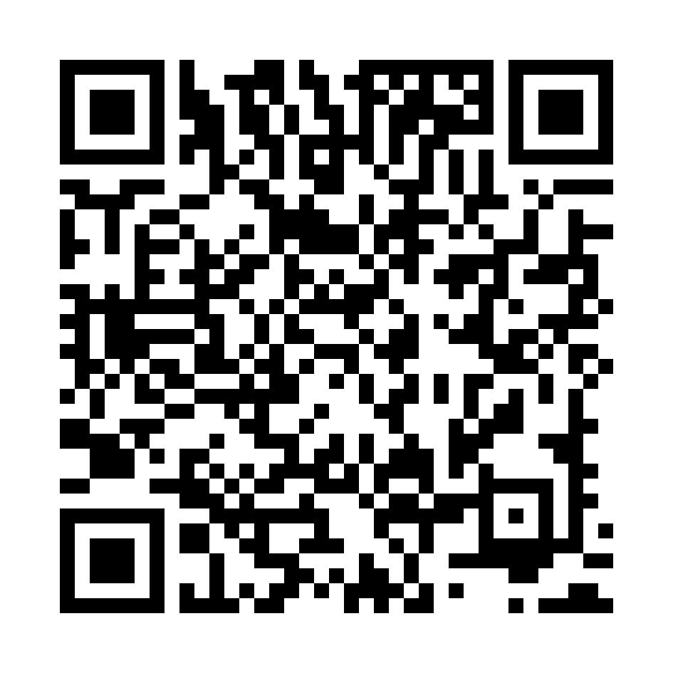 QR-Code Fingerprint annalist@riseup.net Jabber