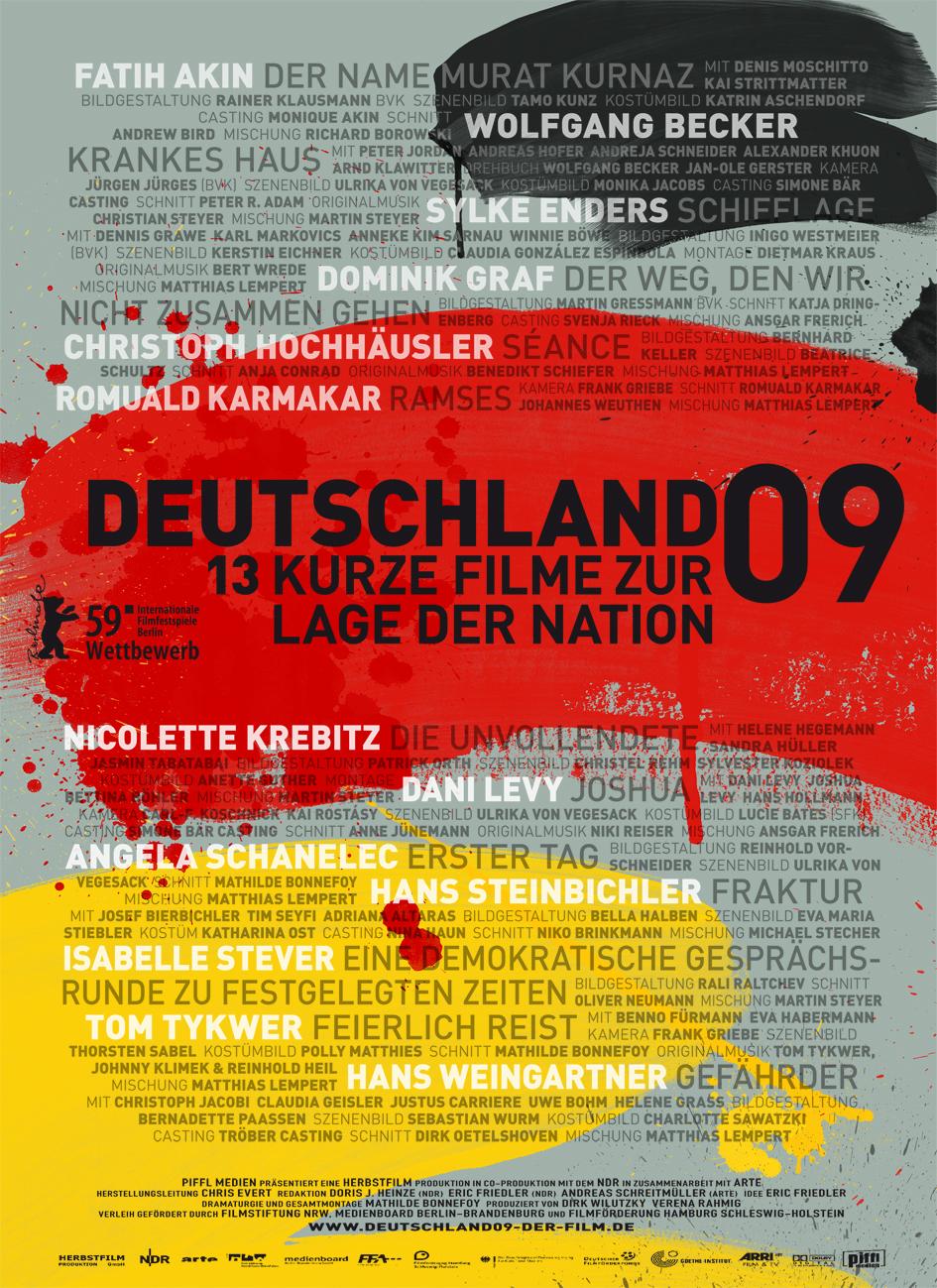 deutschland 09 Plakat