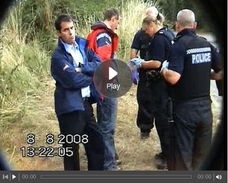Video über Climate Camp Überwachung