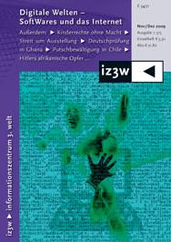 Cover iz3w 315