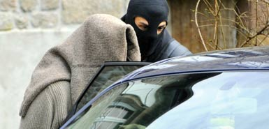 Festnahme in Frankreich