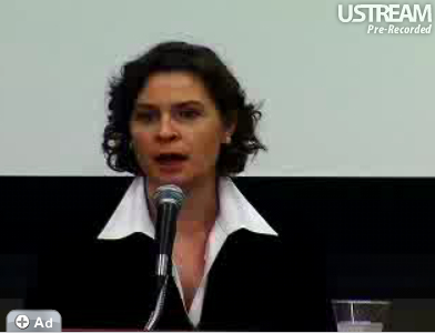 Susan Crawford, Special Assistant to the President for Science, Technology, and Innovation Policy