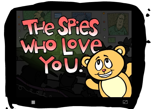 The spies who love you